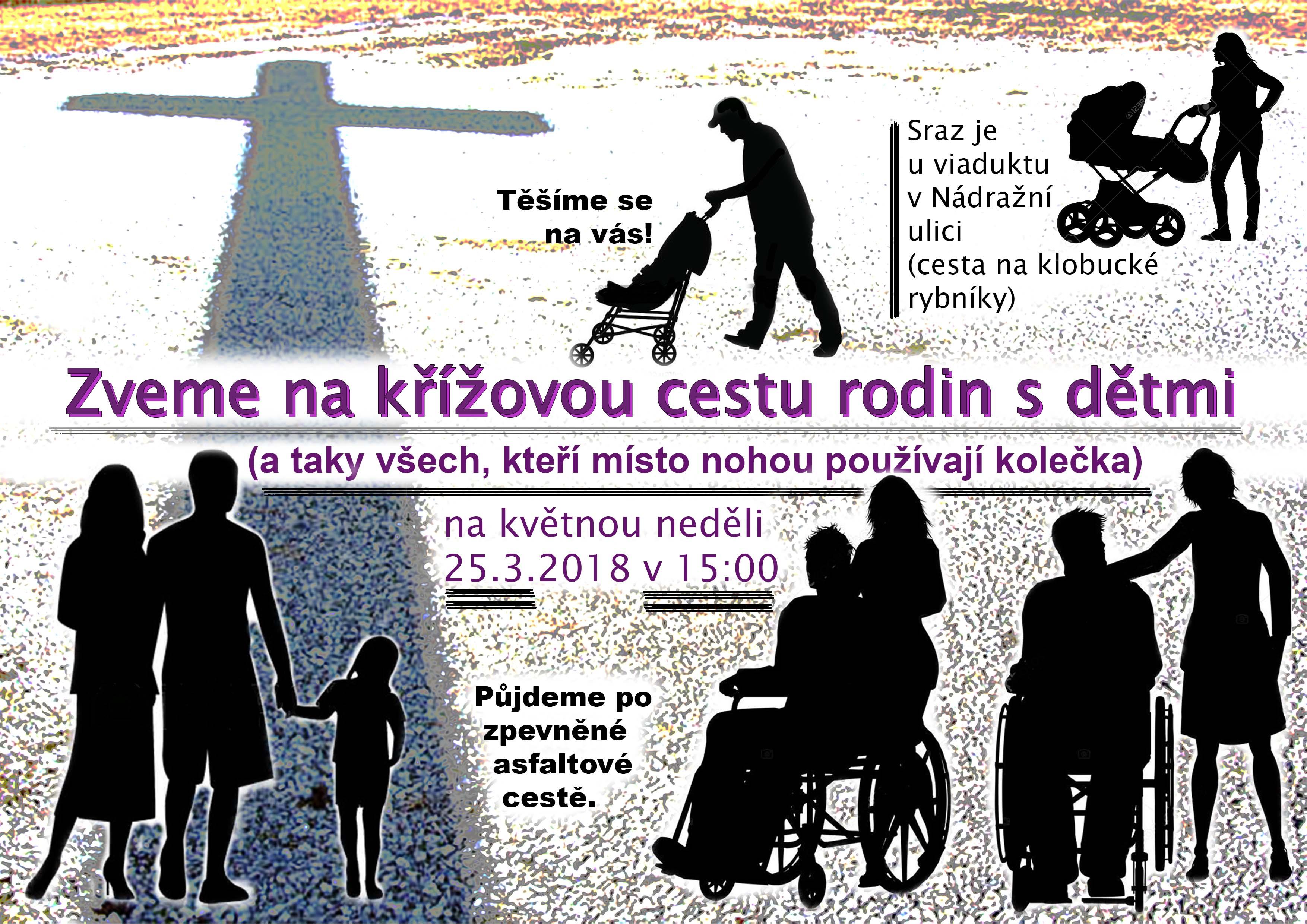 Křížová cesta pro rodiny s dětmi.  4fea81c520
